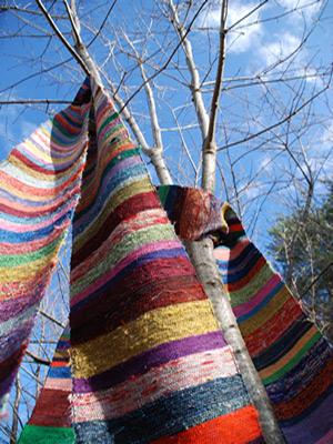 花咲き織り
